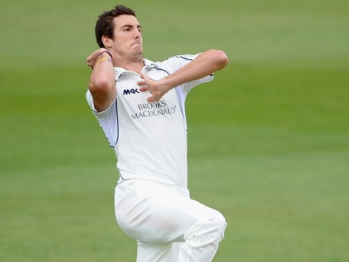 Steven Finn: Comes into the side in place of Swann