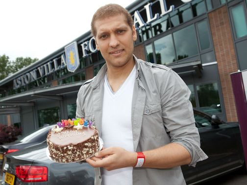 Stiliyan Petrov: Cancer is in remission