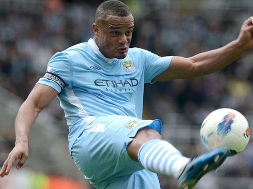 Kompany: Targeting six more Premier League titles