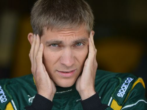 Vitaly Petrov: Encouraging display in Brazil