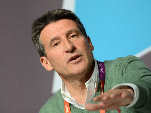 Lord Coe: Will stand for BOA chairman