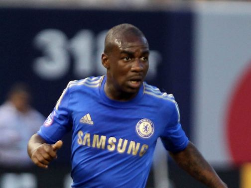 Gael Kakuta: Leaves Chelsea on loan again