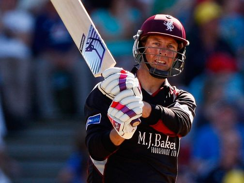 Trescothick: Has suffered from depression and anxiety