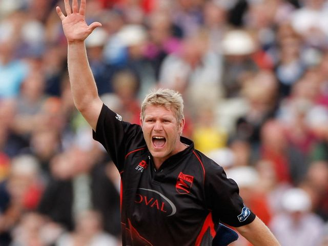 Matthew Hoggard: Took three wickets