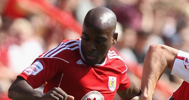 Jamal Campbell-Ryce: Hoping for promotion