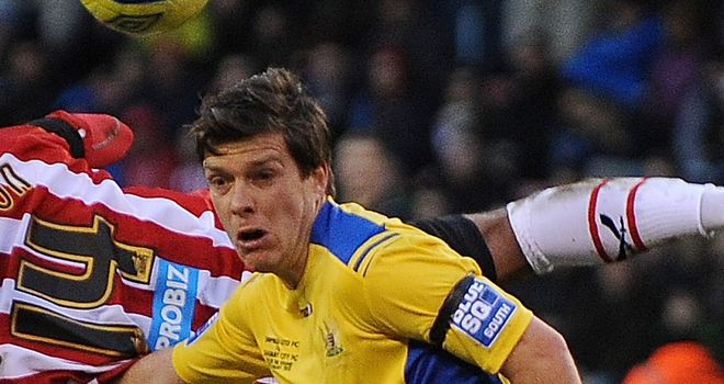Darrell Clarke: Parted ways with Salisbury on Friday