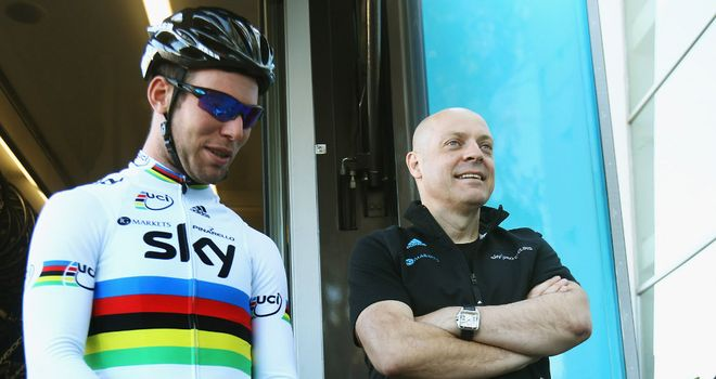 Mark Cavendish and Dave Brailsford: Will discuss plans for the future