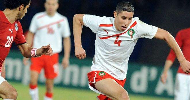 Abdelaziz Barrada: Admits he would jump at the chance to play in the Premier League if the opportunity arises