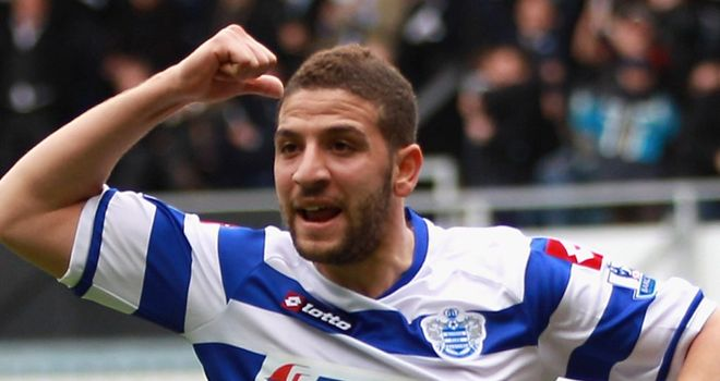 Adel Taarabt: Hoping to pile more misery on Swansea with QPR this weekend