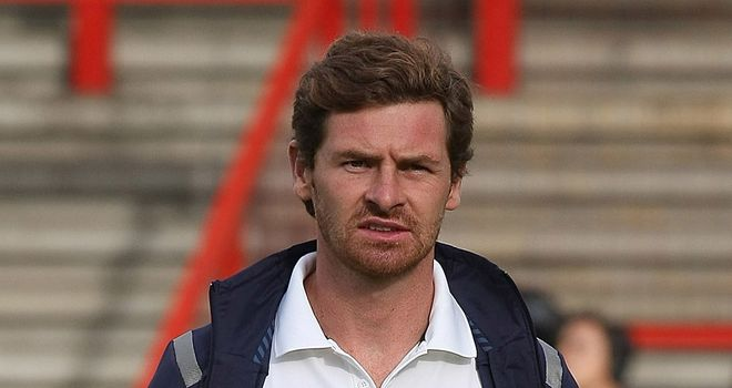 Andre Villas-Boas: Made a winning start to his Tottenham reign