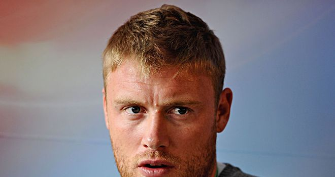 Andrew Flintoff: Cricketing hero fancies Olympic Darts