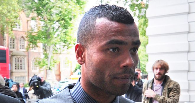 Ashley Cole: Believes the case against John Terry should never have gone to court