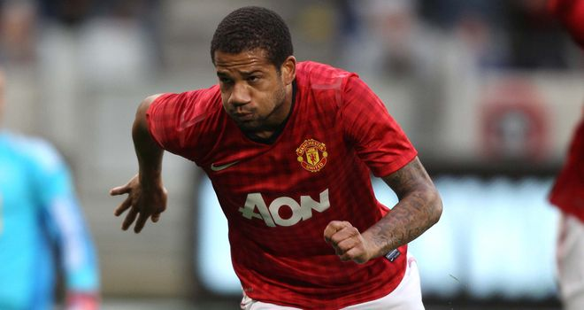 Bebe: Scored the equaliser in Manchester United's clash with Ajax Cape Town