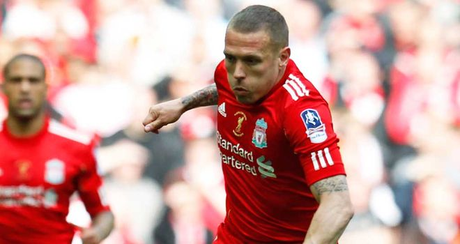 Craig Bellamy: Liverpool forward is saying nothing regarding reports he could rejoin Cardiff