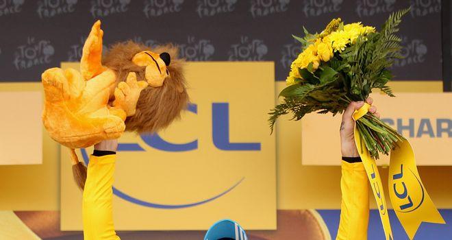 Bradley Wiggins: The first Briton to win the Tour de France