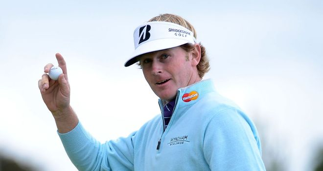 Brandt Snedeker: Will be making his Ryder Cup debut