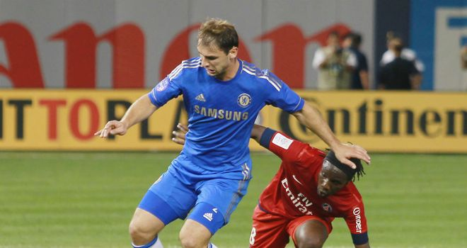 Branislav Ivanovic: Says being champions will be tough for City