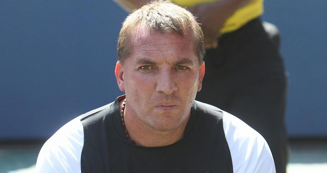 Brendan Rodgers: Ready for Europa League challenge but admits Premier League is main priority