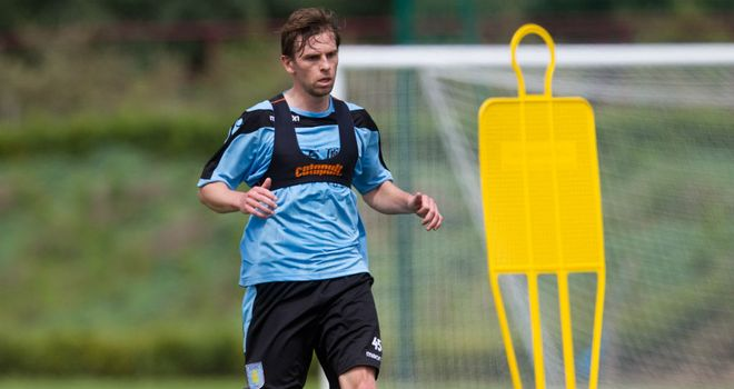 Brett Holman: Will be given every chance to impress Paul Lambert