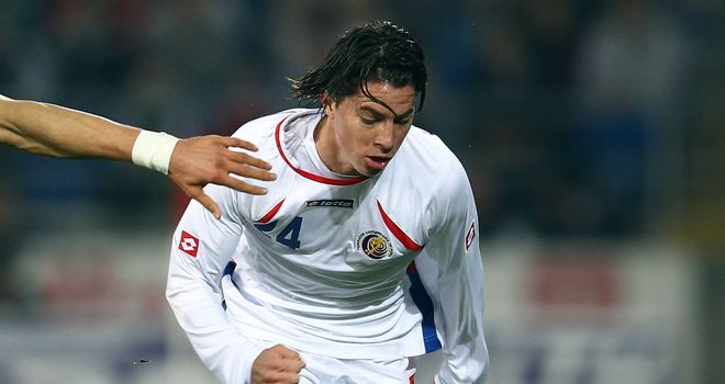 Bryan Oviedo: FC Copenhagen man is proud to have been linked with a move to Manchester United