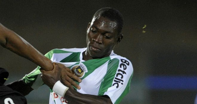 Christian Atsu: Caught the eye during a loan spell at Rio Ave