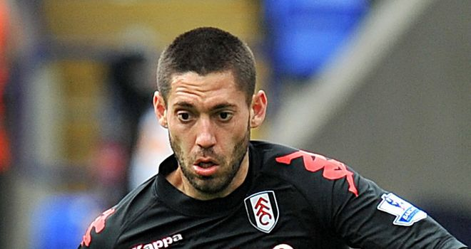 Clint Dempsey: Liverpool target was again absent as Fulham lost 3-2 at Manchester United
