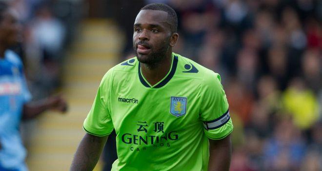 Darrent Bent: Aston Villa striker enjoying life under new boss Paul Lambert