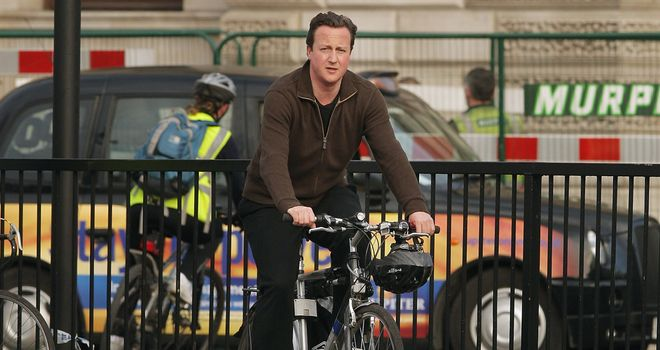 David Cameron: 'Amazing feat of physical and mental ability and aptitude'