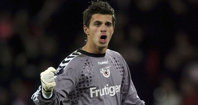 Eldin Jakupovic: Signed a two-year deal at Hull City