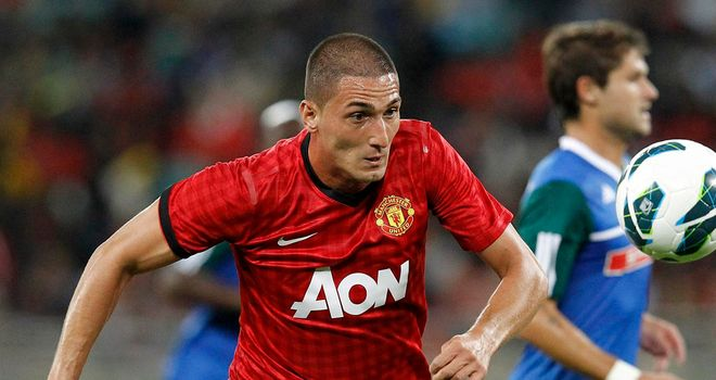 Federico Macheda: Netted the only goal of the game