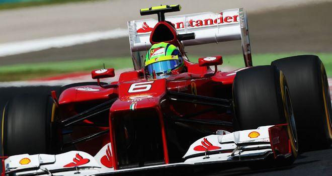 Felipe Massa: HIs future remains up in the air