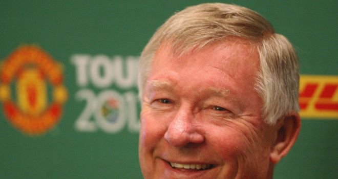 Sir Alex Ferguson: United boss lures another exciting starlet to Old Trafford