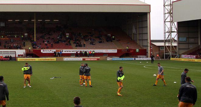 Fir Park: Motherwell looking for new academy director
