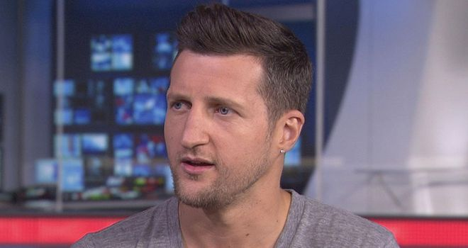 Carl Froch: Could face unbeaten Oosthuizen in October