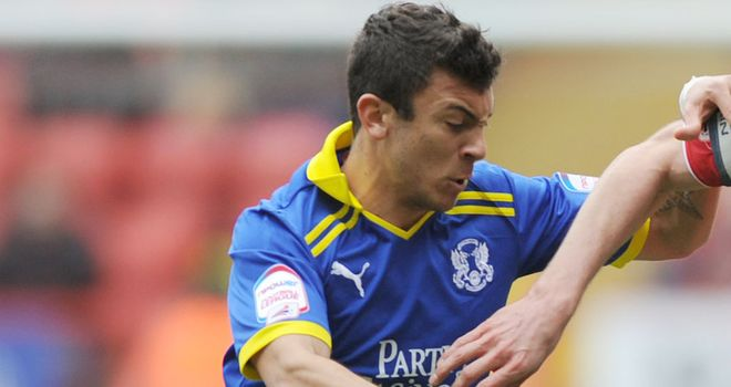 George Porter: Joins AFC Wimbledon on loan