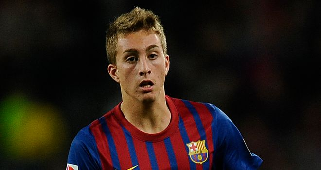Gerard Deulofeu: Spain Under-19 international is highly rated at Camp Nou