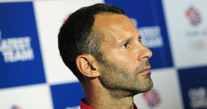 Ryan Giggs: Pondering a career in management when he retires