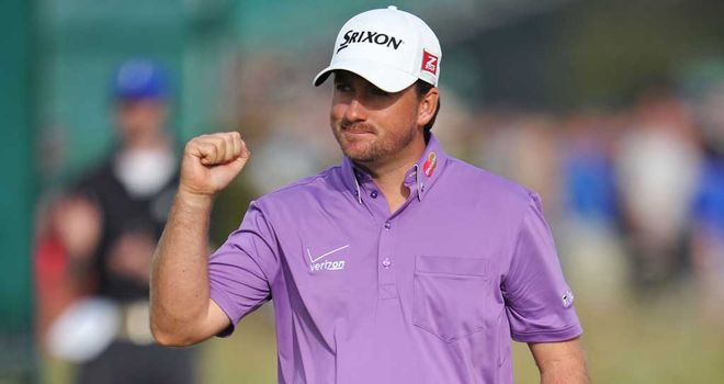 Graeme McDowell: Another final group appearance