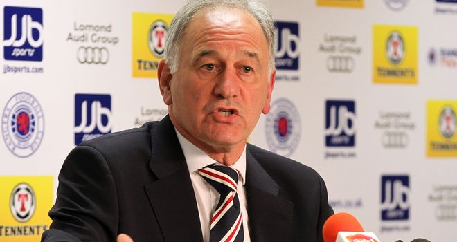 Charles Green: SFA charges against Rangers chief executive 'not proven'