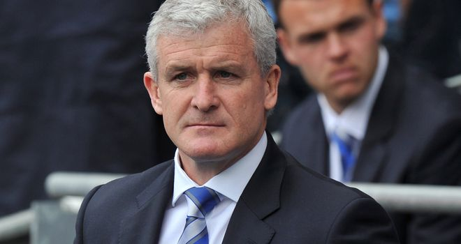 Mark Hughes: Summer transfer business has added experience.