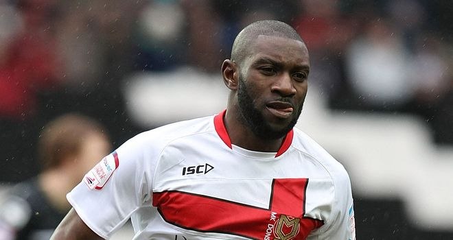 Ibehre: Scored Colchester's second