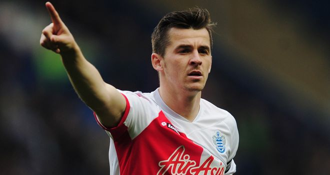 Joey Barton: Has expressed his desire to leave Loftus Road