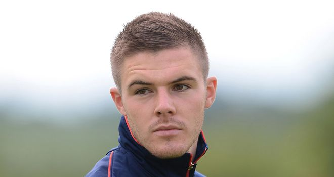 Jack Butland: Admits the chance to be involved in the Olympics is incredible