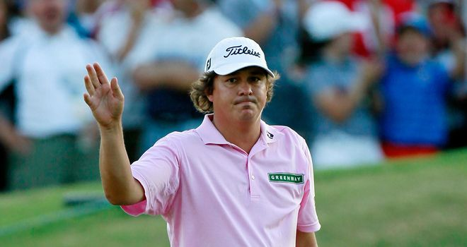 Jason Dufner Spits out Dip  YouTube