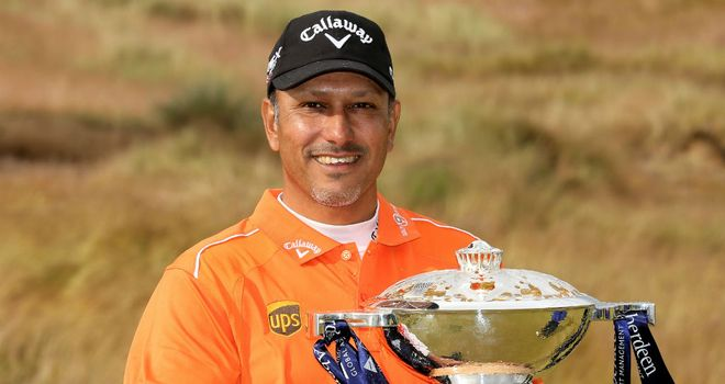 Jeev Milkha Singh: did not drop a shot in a closing 67