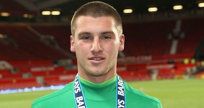 Sam Johnstone: Manchester United goalkeeper loaned to Walsall