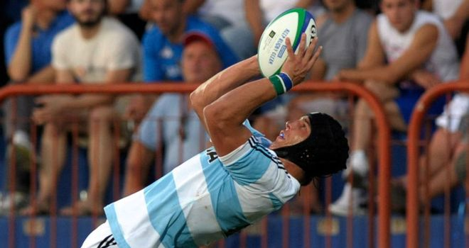 Juan Cruz Guillemain: Has joined Stade Francais