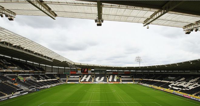 KC Stadium: New addition to Hull's development squad