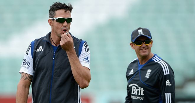 Kevin Pietersen & Andy Flower: Talks nearing an end