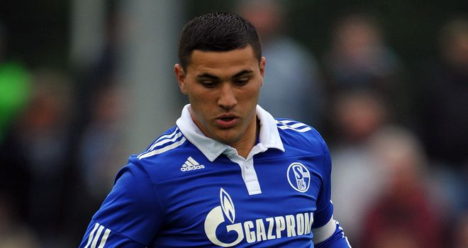 Sead Kolasinac: Claims he has an offer from Manchester United